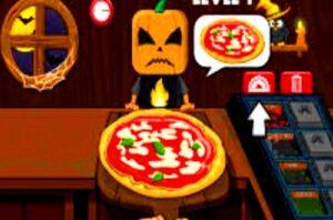 Jugar Halloween Pizzeria Online