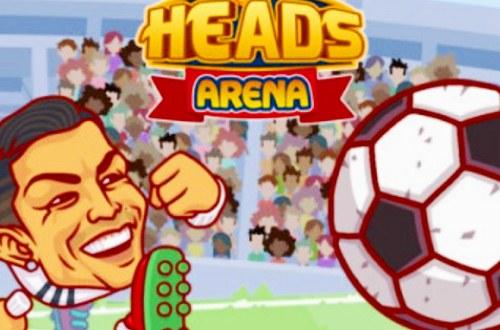 Jugar Heads Arena Euro Soccer