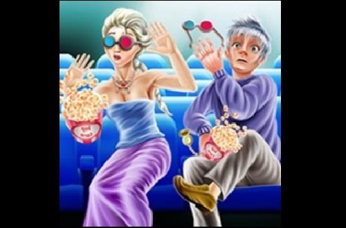Jugar Ice Family Movie Night