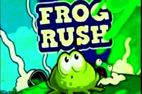 Jugar Frog Rush Online